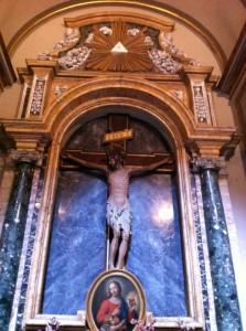 Jesus ob the cross