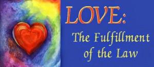 YHWH Love and Torah