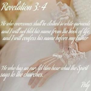 YHWH Overcomer in book of Revelation