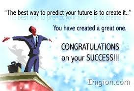 congratulation 8