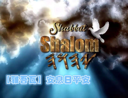 The Festival of Shavuot